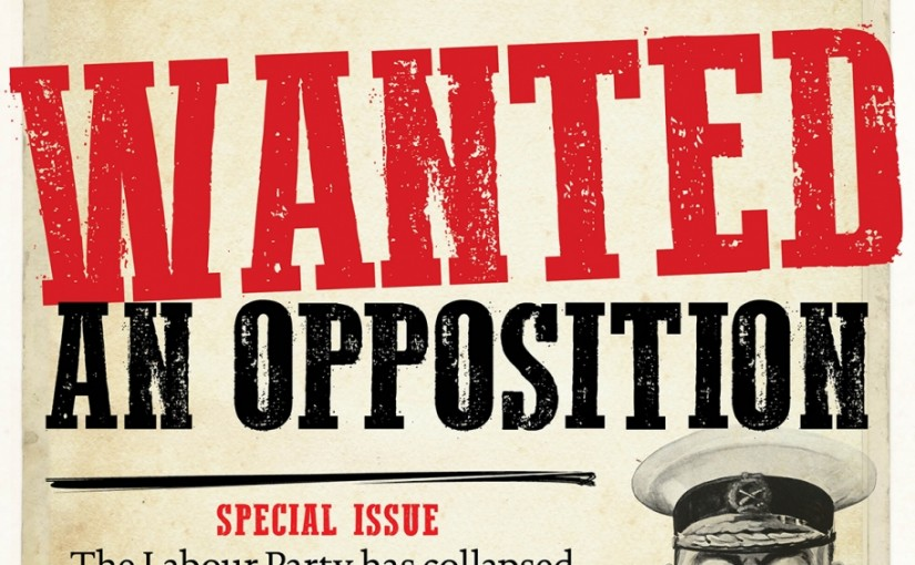 India's Collapsing Opposition...