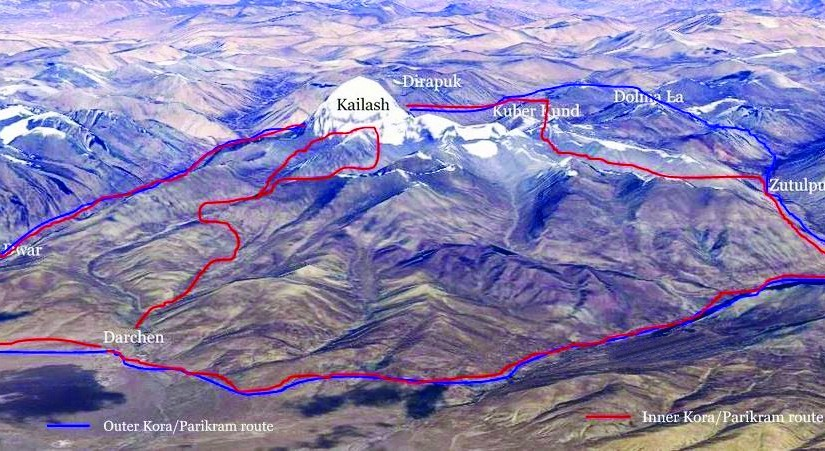 If Tibet Was Independent, Kailash Mansarovar Yatra Would Be Trouble Free...