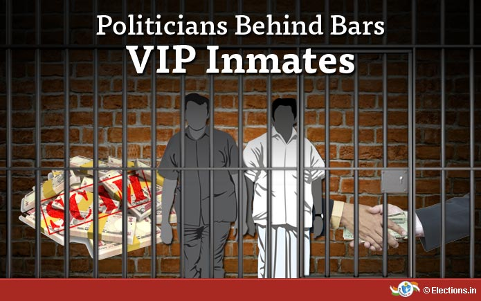 No Surprise, Some States Give VIP Treatment To Certain Criminals...