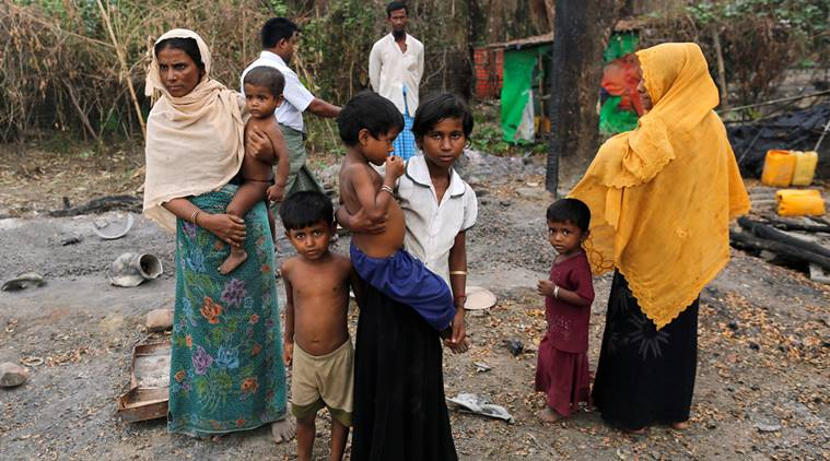 All --> 40,000 Or More Illegal Rohingyas Of Myamnar Need To Be Deported