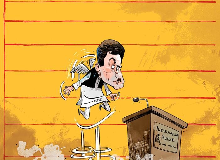 Rahul Gandhi USA Visit - A Success Because It Was Rather Boring