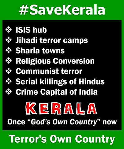 Is Kerala Now India's Terroristan?