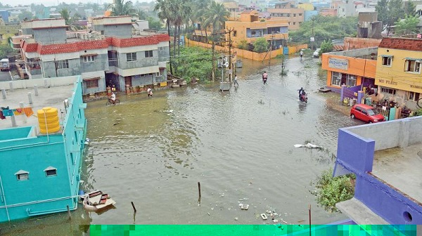 Chennai Gets Heaviest Rains, Flooding But Reservoir Water Levels Low..
