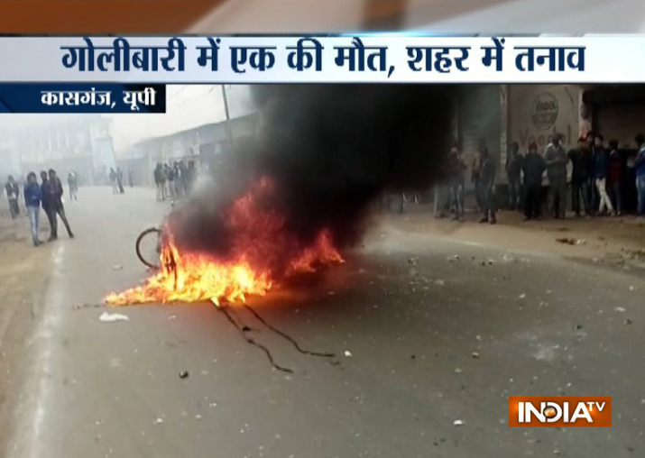 Why Should Tiranga-Yatra Lead Death & Communal Clashes In UP?