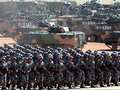China's Defence Budget - Another Scare & Headache For India