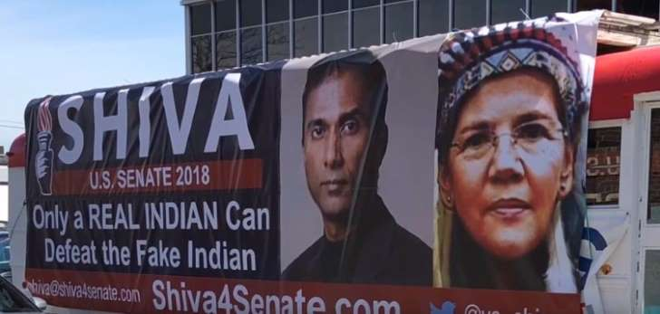 US Elections - Fight Between 'Real Indian' vs 'Fake Indian'...