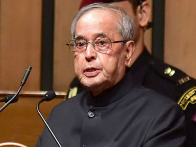 Former President Mukherjee To Speak At RSS Graduation