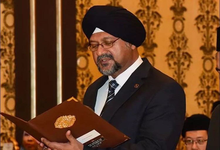 Gobind Singh Deo - Malaysia's First Sikh Cabinet Minister