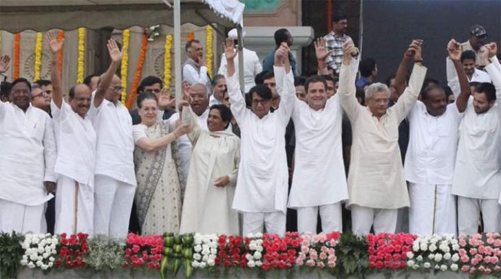 "Hunger For Power - Also Called ""Show"" Of Opposition Unity Was On Display..."