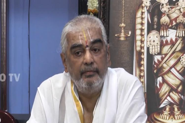 Tirupati, One of The Richest Temples Head Priest Says Temple Being Looted..