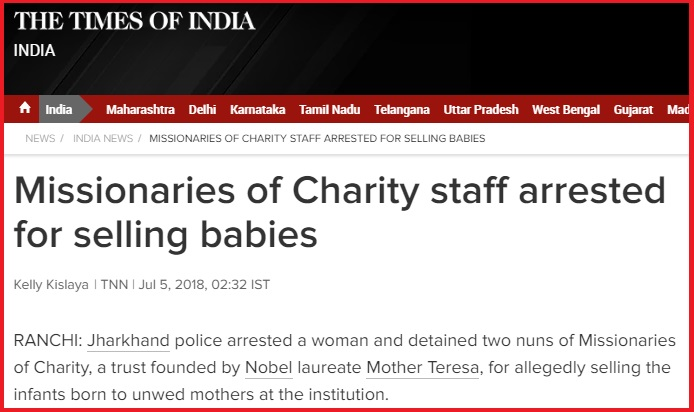 Shocking - Church & Missionaries - Selling Babies, Other Illegal Activities Being Revealed...