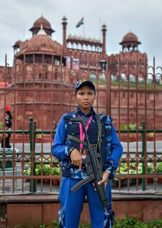 Female SWAT Unit For PM and VVIPS
