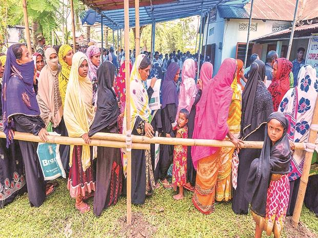 Illegals In Assam