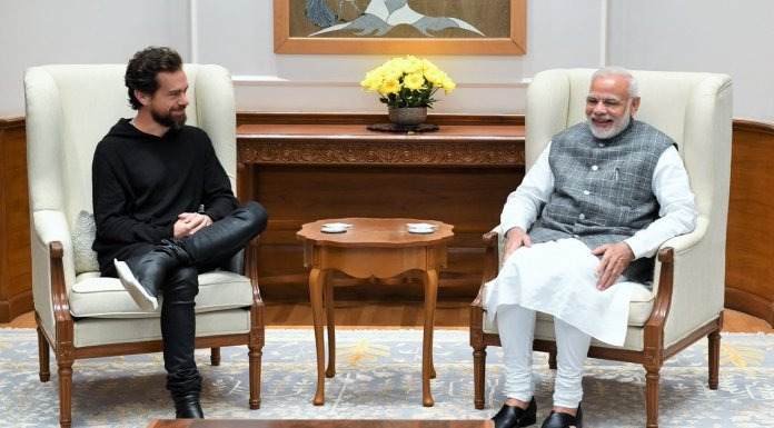 Twitter Ceo's Really Rude Meeting With Our PM