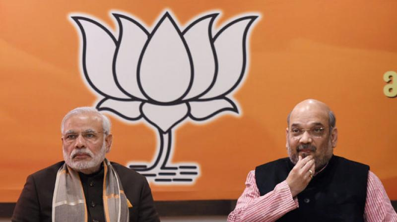 BJP And Shiv Sena: India Developing Country To Rise Higher With Alliance