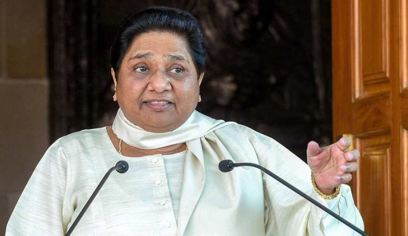 CM Mayawati to Support Congress Party in Lok Sabha Election 2019
