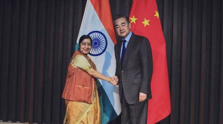 China's Foreign Minister Talks About Pulwama Attack With Sushma Swaraj