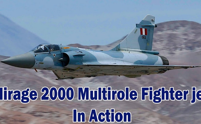 Indian Air Force Attack: Mirage 2000 Jets Destroyed Terrorist Camp Landed Safely