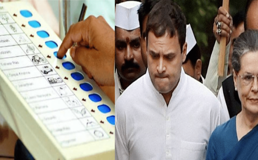 Indian National Congress Party Loses Due To Electoral Systems