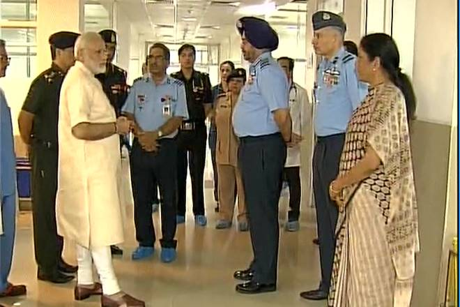 Narendra Modi Proven His Loyalty As Indian, Response To JeM By Air India Force.