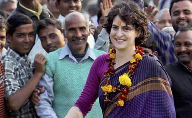 Political Party of Congress Assigns Priyanka Gandhi