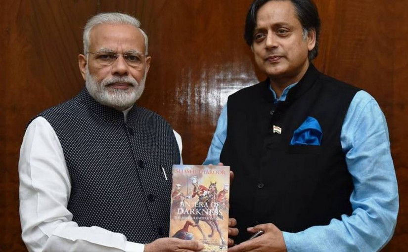 Shashi Tharoor Leader of Congress Party Finds Modi Living In Fantasy