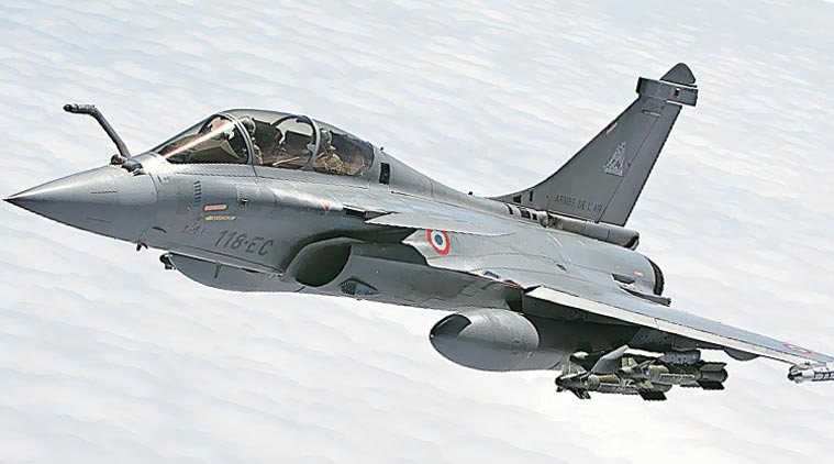 36 Rafale Airjets World's Best Aircraft According To Indian Air Force Chief AY Tipnis