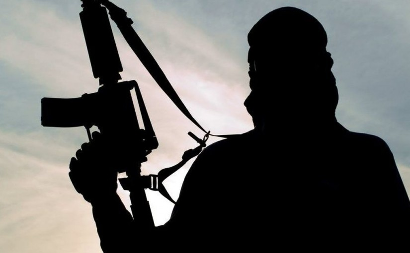 ATS arrested two terrorists in Patna with ISIS posters, troop deployment docs