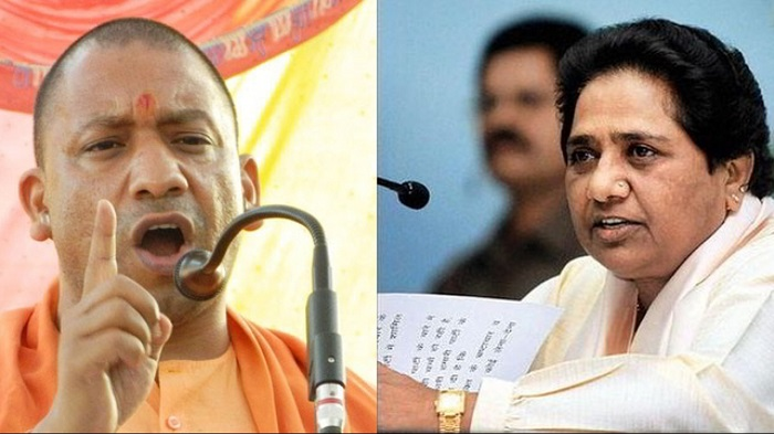 Adityanath hits out at Mayawati over cane dues