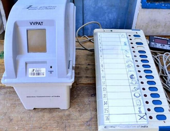 Affinity Of Polling In EVM and VVPAT For Genuine Winner Plea To Supreme Court