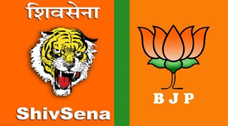 Alliance Between BJP And Shiv Sena, Devendra Fadnavis With Uddhav Thakeray