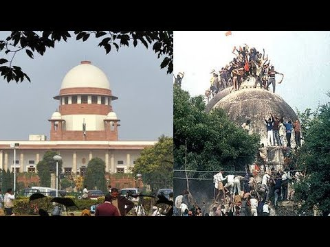 Ayodhya Dispute Still Unsolved By Bench Of Supreme Court