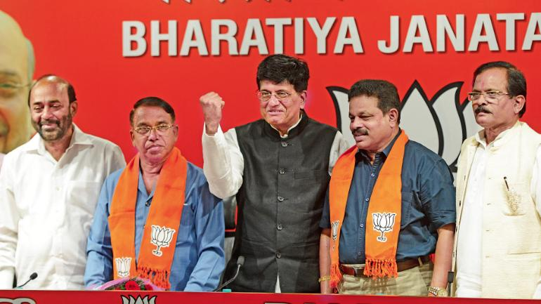 Bad Time For Congress Party Members: Congress Joins BJP