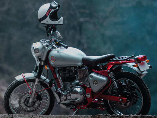Bullet trials works replica 350 and bullet trials works replica 500, ourvoice, werIndia