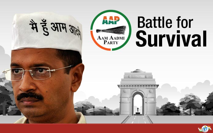 AAP Delhi: Candidates Names Submitted To Election Commission