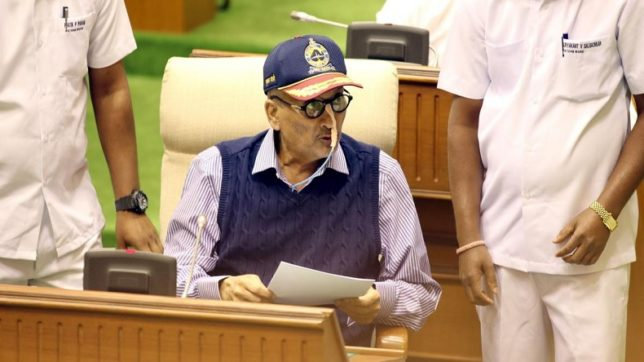 Cancer Defeats Chief Minister Of Goa Manohar Parrikar