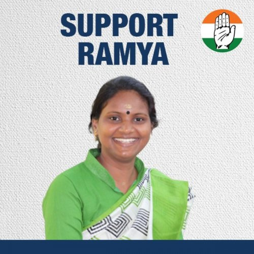 Cong Candidate seeks help for funds through social media