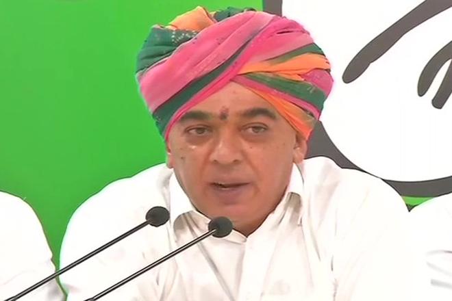 Congress picks Manvendra Singh for Barmer and Ashok Gehlot's son Vaibhav for Jodhpur poll debut