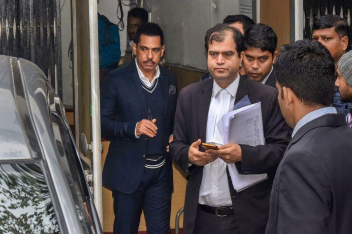 Delhi Court Said Robert Vadra Husband Of Congress Party Member Priyanka Gandhi's For Judicial Custody