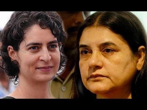 Gandhi vs gandhi bjp, ourvoice, werIndia