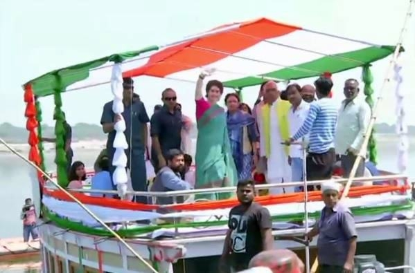 Ganga becomes the hot topic of indian politics, ourvoice, werIndia
