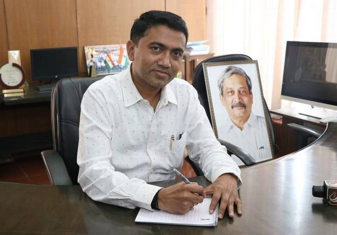 Goa chief minister and bjp leader pramod sawant floor test, ourvoice, werIndia