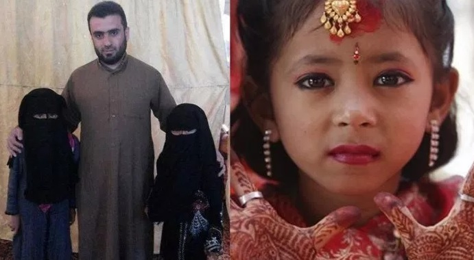 INDIA TODAY USES HINDU GIRL CHILD'S PHOTO HIGHLIGHT CHILD MARRIAGE IN MUSLIMS