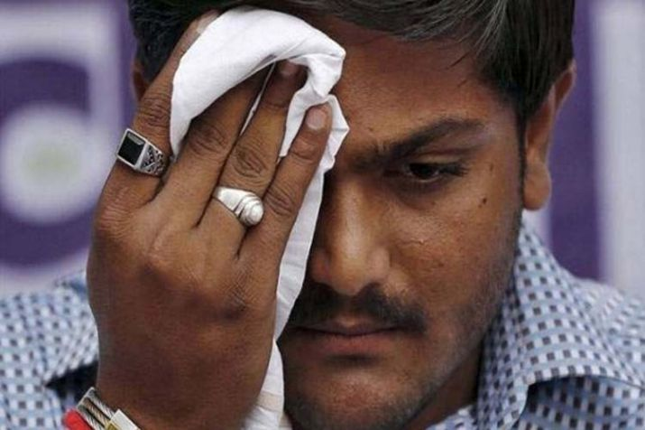 Huge setback for Congress leader Hardik Patel; Can't contest Lok Sabha election due to
