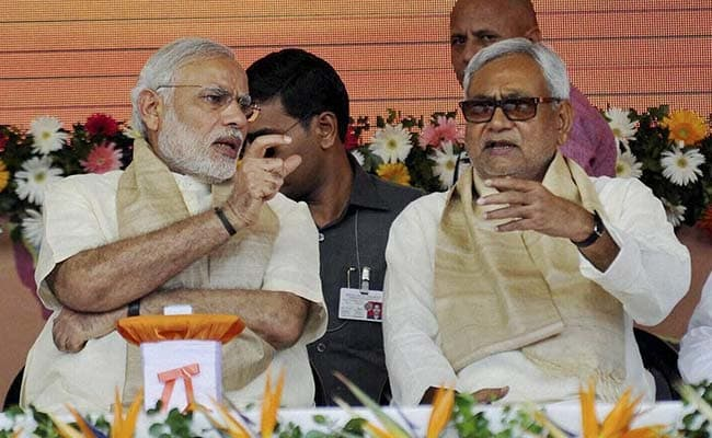 In Sankalp Rally Nitish Kumar Assures PM To Revive Back All Seats Of Bihar In Lok Sabha.