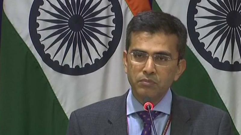 India disappointed at Pakistan's response to India's dossier