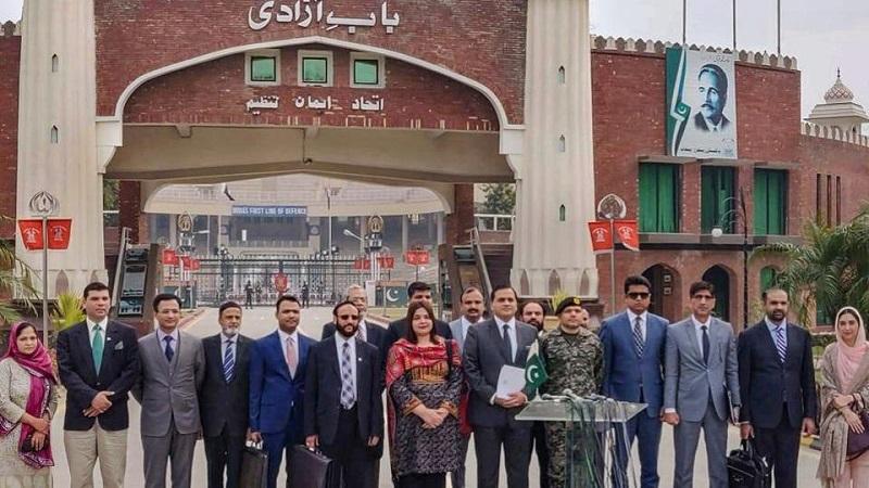 India questions Pakistan over Khalistani sympathiser on Kartarpur panel