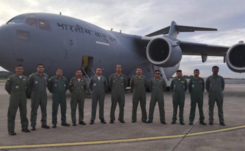 Indian Air Force Is Based On Western Sector Due To Terror-Attacks