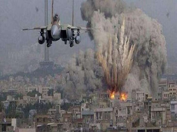Israel launches Gaza air attacks after rockets fired our voice, we r India