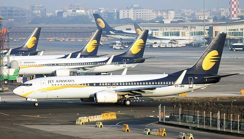 Jet airways now operating only aircraft could reduce, ourvoice, werIndia